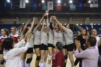AÇIKÖĞRETİM FAKÜLTESİ - 35. Bahar Şenlikleri Voleybol Turnuvası'nda Kupalar Sahiplerini Buldu