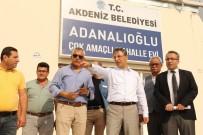 KAZANLı - Adanalıoğlu Çok Amaçlı Mahalle Evi'nde Sona Yaklaşıldı