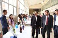 MURAT AYDıN - Adıyaman Üniversitesinde Kolaj Ve Seramik Sergisi