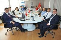 TEKNOLOJİK İŞBİRLİĞİ - AİA Bölge Toplantısı Samsun'da Yapıldı