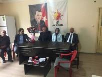 SELAMET - AK Parti Aday Aday Şabu'dan İlçe Ziyaretleri