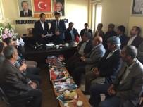 KAYIP KAÇAK - AK Parti Van Milletvekili Aday Adayı Gezgen'in Teşkilat Ziyaretleri