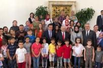 İBRAHIM AYDıN - Antalyalı Öğrenciler Başbakan Yıldırım İle Görüştü