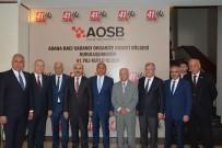 AOSB'nin 41. Kuruluş Yıl Dönümü Kutlandı