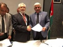 ARTUKLU ÜNIVERSITESI - Artuklu Üniversitesi, Ürdün'deki Üniversitelerle İşbirliği Protokolü İmzaladı