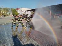 İTFAİYECİLER - Aydın'da Ateş Savaşçıları Sezon Hazırlıklarını Tamamladı