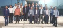 MECLİS BAŞKANLARI - Aydın Ve Söke Ticaret Borsası'ndan Müşterek Toplantı