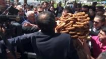 ANKARA VALİSİ - Başbakan Yıldırım'dan Ulus Esnafına Ziyaret