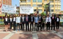 TÜRKÇÜLÜK - Başkan Alıcık, Tanrıdağ Türkçüler Derneği'nin Etkinliğine Katıldı