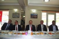 Başkan Memiş Akademisyenlerle Bir Araya Geldi