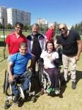TEKERLEKLİ SANDALYE BASKETBOL - Bedensel Engelli Sporcudan Altın Madalya