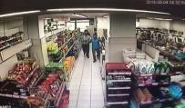 PARMAK İZİ - Market soygunu kamerada
