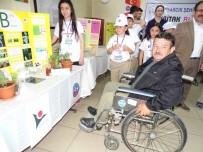 OSMAN KıLıÇ - Bilim Fuarında Engelli Bireylere Yönelik Empati Çalışması