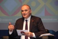 AVRASYA - Bilim, Sanayi Ve Teknoloji Bakanı Özlü Gençlerle Bir Araya Geldi