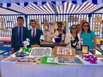 EREN ARSLAN - Boğaziçi'nde El Emeği, Göz Nuru Ürünlerin Sergisi Açıldı