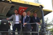 HAYVAN PAZARI - Bursa'da Asfalt Sezonu Başladı