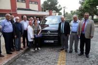 MESUT ÖZAKCAN - Cihanoğlu Ailesinden Efeler Belediyesi'ne Araç Bağışı