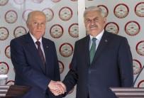 DEVLET BAHÇELİ - Cumhur İttifakı Cumhurbaşkanı Adayını YSK'ya Bildirdi