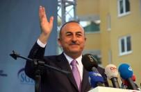 SAĞLIK SİGORTASI - Dışişleri Bakanı Çavuşoğlu Açıklaması 'Tarihi Çarpıtarak Yanlış Konuşuyor'