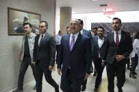 GÖKÇEN ÖZDOĞAN ENÇ - Dışişleri Bakanı Çavuşoğlu Memleketi Alanya'da