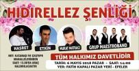 ÇEŞTEPE - Efeler Belediyesi Hıdırellez'i Konserlerle Kutlacak