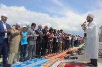 YAĞMUR DUASI - Erzincan'da Cuma Namazı Öncesi Yağmur Duası Yapıldı