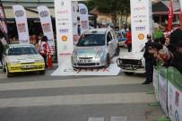 ÖZDEMİR ÇAKACAK - Eskişehir'de, International Rally Phrygia 2018'İn Açılış Seremonisi Yapıldı