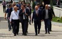 ÖZDEMİR ÇAKACAK - Eskişehir'deki Fabrika Yangını Kontrol Altına Alındı