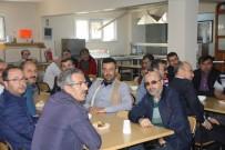 BELEDİYE ÇALIŞANI - Eyüpsultan Belediyesi Ve Hizmet-İş Sendikası Arasında Toplu İş Sözleşmesi İmzalandı
