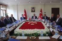 FKA Mayıs Ayı Toplantısı Bingöl'de Yapıldı