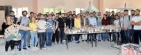İBRAHİM ERGİN - GAÜN İnşaat Mühendisliği Bölümü Ahşap Köprü Yarışması'na Katıldı