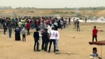 PLASTİK MERMİ - Gazze'deki Büyük Dönüş Yürüyüşü'nde Altıncı Cuma