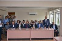 MEHMED ALI SARAOĞLU - Gediz'in Yeni Belediye Başkanı Muharrem Akçadurak Oldu