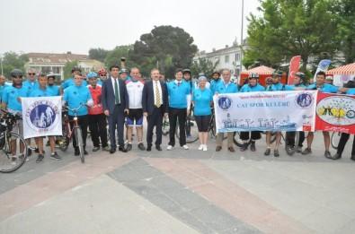 Gönen Bisiklet Festivali Start Aldı