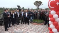 AHMET DEMIRCI - Gülüç'te Üst Geçit Ve Akaryakıt İstasyonu Hizmete Açıldı