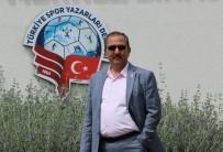 TÜRKIYE SPOR YAZARLARı DERNEĞI - (Güncelleme) TSYD Konya Şube Başkanı Murat Dönmez Oldu