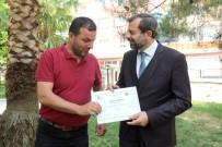 Gürsu'da Girişimcilik Kurslarını Tamamlayan Kursiyerlere Sertifika Verildi