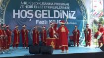 AHMET AKıN - Hıdırellez'i Ateşin Üstünden Atlayarak Kutladılar
