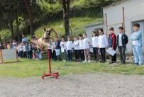 ZIRHLI ARAÇLAR - İlkokul Öğrencilerine 'Jandarma' Tanıtıldı