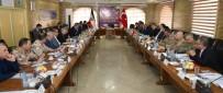 ENVER ÜNLÜ - İran'da Sınır İlleri 85. Alt Güvenlik Komite Toplantısı Yapıldı
