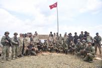 ORGENERAL - Jandarma Genel Komutanı Çetin Afrin'de