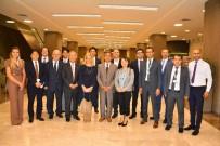 ŞEHİR HASTANELERİ - Japon Teknoloji Devleri Adana Şehir Hastanesi'nde