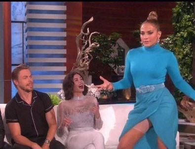 Jennifer Lopez'in zor anları
