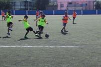 MUSTAFA ÇIÇEK - Kahta'da Düzenlenen Futbol Turnuvası Sona Erdi