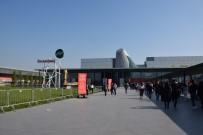 MOBİLYA FUARI - Kayseri OSB ETM, Milano Uluslararası Mobilya Fuarına Katıldı