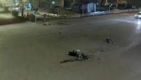 IŞIK İHLALİ - Kilis'te Trafik Kazaları Şehir Polis Kamerasına Yansıdı