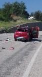 Kız isteme yolunda kaza: 2 ölü, 4 yaralı