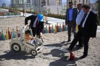 ERKILET - Kocasinan'ın Çocukları İçin 4 Yeni Park Hizmete Girdi