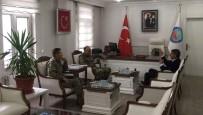 KOMANDO - Korgeneral Erbaş'tan Kaymakam Özkan'a Ziyaret
