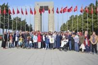 YAHYA ÇAVUŞ - Maltepeli Engelliler Çanakkale'de